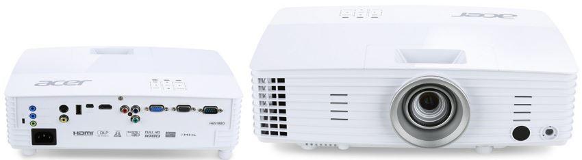 Acer H6518BD   3D FullHD DLP Beamer für 544€ (statt 636€)