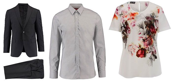 15% Rabatt auf Anzüge und Hemden + 5€ Gutschein bei engelhorn (Günstige Boss, Hilfiger... Anzüge)