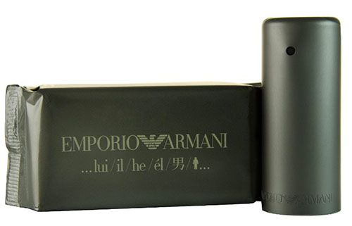 Armani HE homme Armani HE homme man Eau de Toilette 30ml ab 19,99€ (statt 28€)