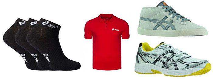 Asics Ausverkauf Asics Sale bei Outlet46   z.B. Sneaker ab 14,99€ (statt 29€)