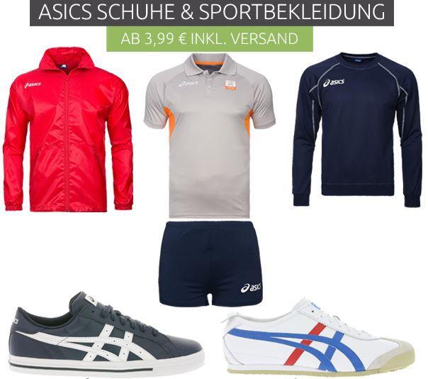 Asics Ausverkauf1 Asics Sale bei Outlet46   98 Artikel ab 2,99€