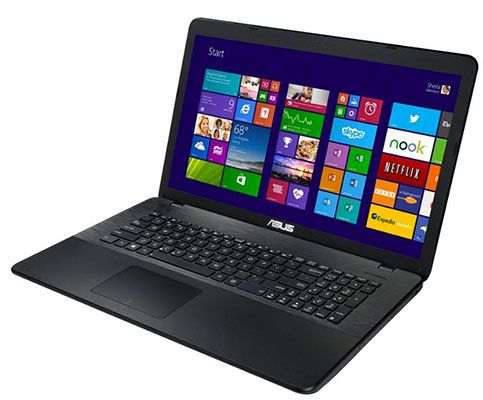 Asus X751LAV TY361H Asus X751LAV TY361H   17,3 Zoll Notebook für 427,99€ (statt 574€)
