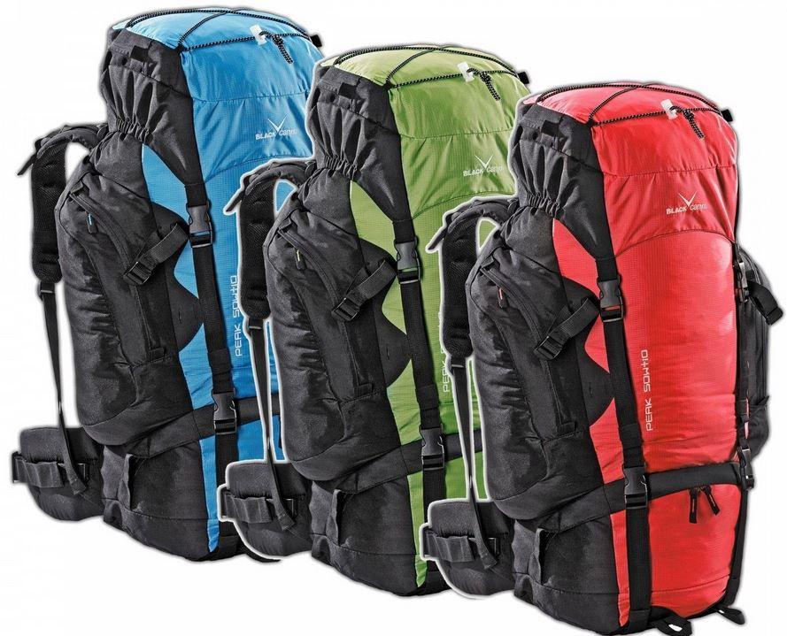 BLACK CANYON Trekking Rucksack + Trekkingstöcke für je 39,95€