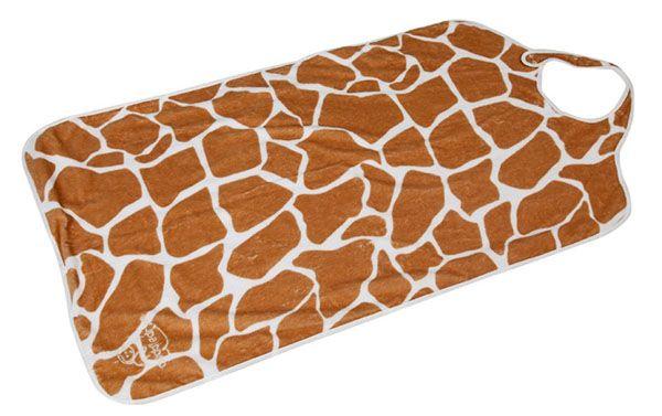 Babybadetuch mit Giraffenmuster ab 9,24€ (statt 37€)