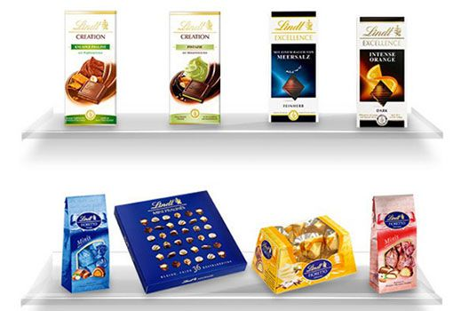 Beauty Paket Lindt Chocoladen Club Paket + gratis Beauty Paket für 28,90€ (Wert 150€?!)