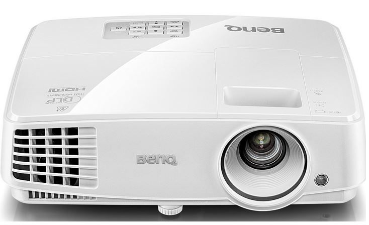 BenQ TW529   3D WXGA DLP Projektor für nur 333€ (statt 389€)