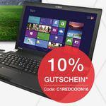 10% eBay Gutschein auf alle Redcoon Artikel – Werkzeug, Handys, Tablets, Laptops … Nur noch heute!