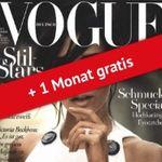 4 Monate Vogue effektiv gratis lesen