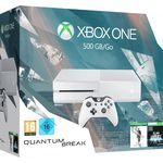 Xbox One 500GB + Quantum Break + Alan Wake für 274€ + 22€ Gutschein