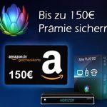 Bis zu 150€ Prämie auf Telefon-, Internet- und TV-Produkte bei Unitymedia – Bonus-Deal!