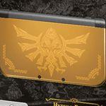 New Nintendo 3DS XL Hyrule Edition für 164€ (statt 203€)