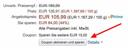 Bildschirmfoto 2016 06 09 um 10.02.52 Philips GC7011/20 PerfectCare Viva Dampfbügelstation statt 128€ für 90,99€   Top!