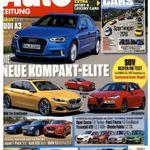 Auto Zeitung: Jahresabo nur 9,90€ statt 75,40€