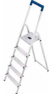 Hailo L20 EasyClix Aluminium Leiter 5 stufig für 29,90€ (statt 48€)