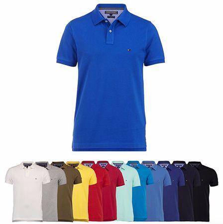 Tommy Hilfiger Poloshirts für je 23,99€ + VSK (statt 43€)
