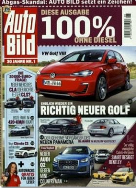 Bildschirmfoto 2016 08 29 um 09.29.10 51 Ausgaben Auto Bild für effektiv 9,65€ (statt 110€)   TOP!