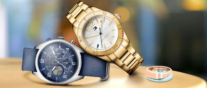 Tommy Hilfiger Uhren bei vente privee   z.B. Grant Herrenuhr für 101,50€ (statt 135€)