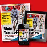 TOP! Focus Halbjahresabo mit 26 Ausgaben + Focus Digital für 11,80€ (statt 111,80€)