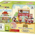 New Nintendo 3DS + Animal Crossing Happy Home Designer für 139,09€ (statt 163€)