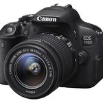 Canon EOS 700D – 18MP SLR Digitalkamera mit 18-55mm Objektiv + UV Filter + 2. Akku für 479€