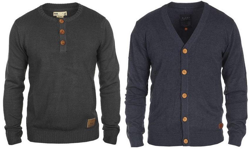 Blend Herren Fashion SOLID Herren Strickpullover & BLEND Cardigan heute günstig bei Amazon