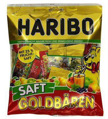 4er Pack Haribo Saft Goldbären Minibeutel (4 x 220g) für 1,89€   Plus Produkt