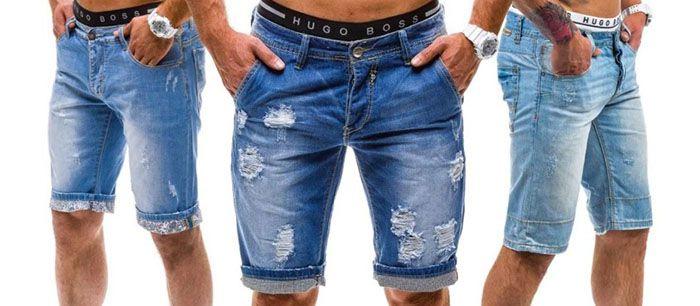 Bolf Jeans Shorts für je 22,95€