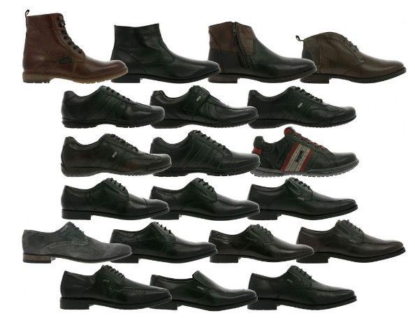 Bugatti Herren Schuhe für je 29,99€ (statt 42€)   Schnürer & Stiefeletten