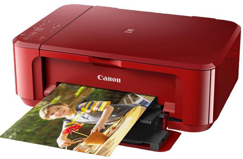 CANON PIXMA MG3650   Tinten Multifunktionsgerät mit WLAN und Cloud für 49€
