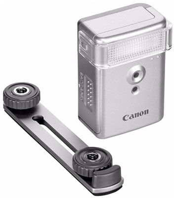 Canon HF DC2 externer Slave Blitz für 87,90€ (statt 101€)