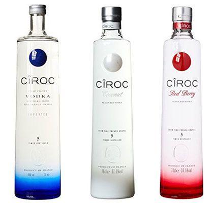 Ciroc Premium Vodka im Amazon Tagesangebot   z.B. 6 Liter Flasche für 190€