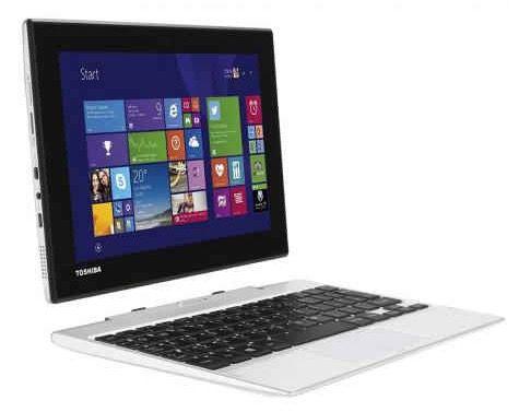 Toshiba Satellite Click Mini L9W B 100 + Windows 8.1 für 165€ (statt 196€)
