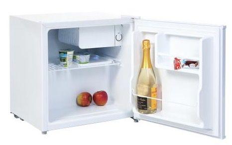 Mini Kühlschrank Energieeffizienzklasse A : Comfee kb mini kühlschrank mit gefrierfach für u ac statt u ac