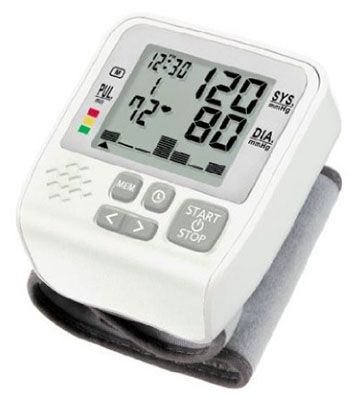 Cresta BPM158 Blutdruckmessgerät ab 8,44€ (statt 19€)