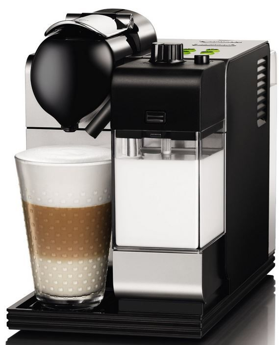 DeLonghi EN 520.S Nespressomaschine DeLonghi Lattissima EN 520.S Nespressomaschine + Milchschäumer + 100 Kapseln für 149€ (statt 204€)