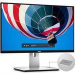 Dell UltraSharp U2417HJ – 24 Zoll Full HD Monitor + Qi-Ladestation für 197,90€ (statt 250€)