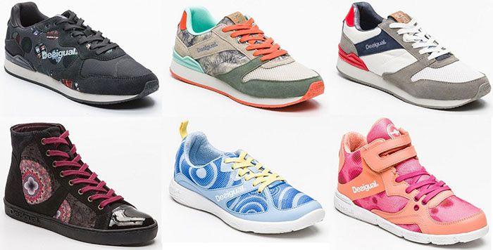 Desigual Schuhe Desigual Sale mit bis zu 70% Rabatt bei vente privee   Taschen ab 25€uvm.