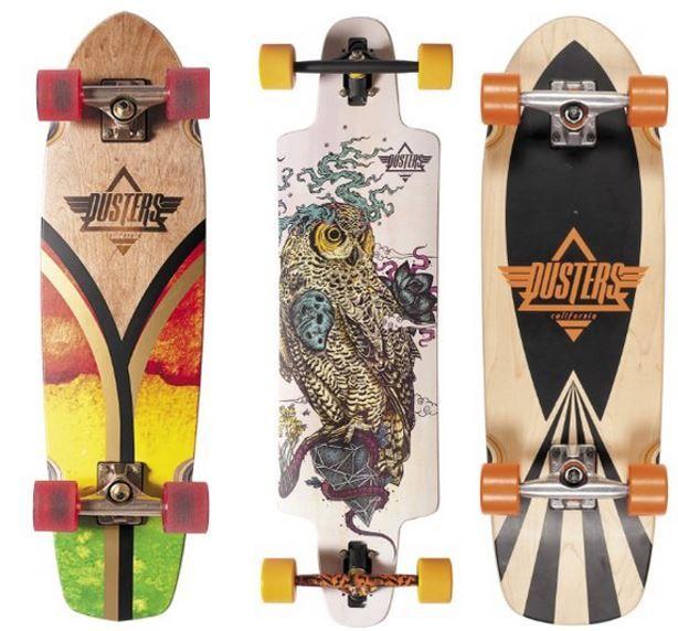 Duster Scater Preisfehler Preisfehler?  Duster Skate & Longboards für 19€!