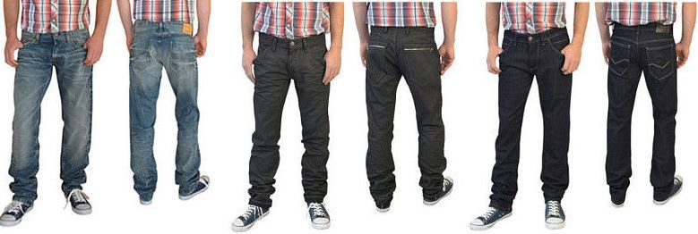 Energie Herren Jeans verschiedene Modelle für je 14,95€ (statt 30€)