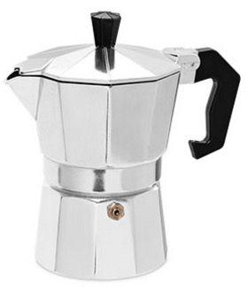 San Ignacio Espressokocher + gratis Artikel für 5,97€ (statt 16€)