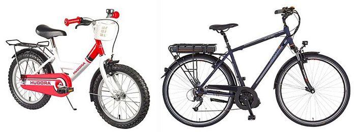 10% Rabatt auf Fahrräder & Zubehör + VSK frei ab 20€ bei GartenXXL