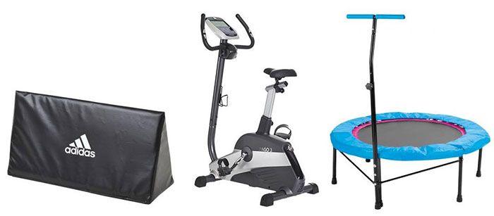 Sport  und Fitnessgeräte radikal reduziert bei Redcoon