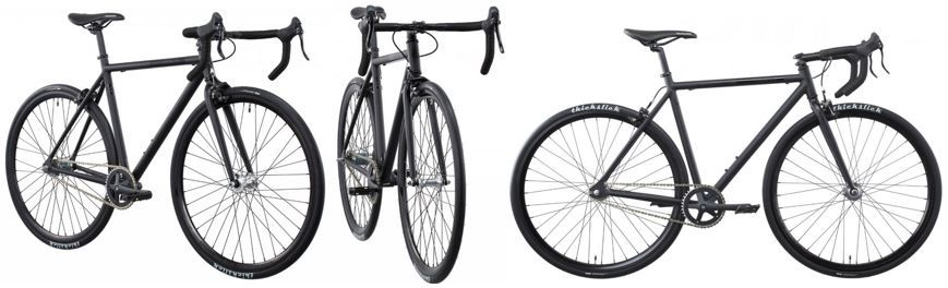 Fixie Floater FIXIE Floater twospeed RACE black 2016 Singlespeed statt 380€ für 299€