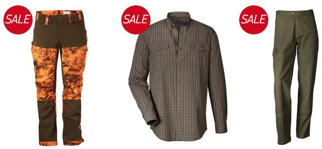 Frankonia Sale (Outdoorkleidung, Jagdausrüstung usw.) + VSK frei