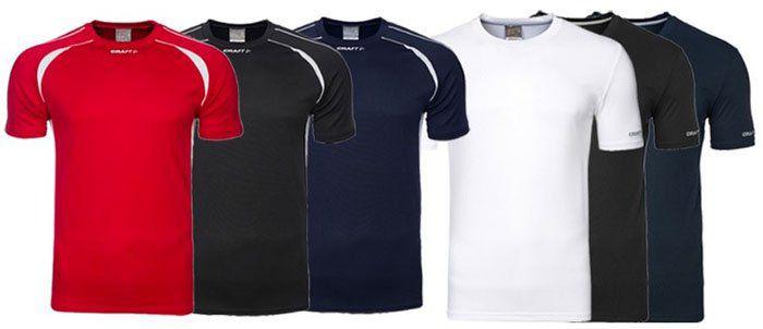 Funktionsshirts Craft Damen & Herren Funktionsshirts für je 12,99€ (statt 20€)