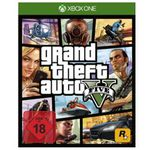 Grand Theft Auto V – Xbox One USK 18 Game für 26€ (statt 33€)