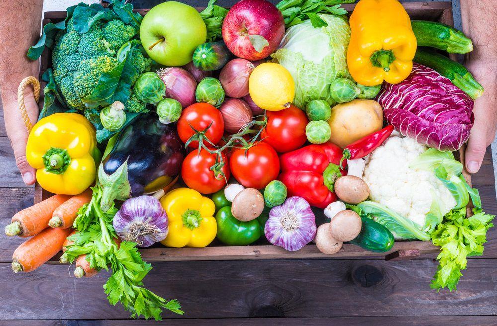 Gemüse Lebensmittel online bestellen   Die besten Tipps!