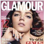 12 Ausgaben Glamour effektiv mit 0,40€ Gewinn dank Bargeldprämie