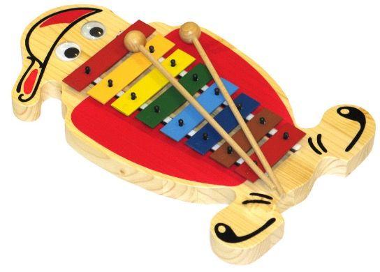 Glockenspiel Set Voggenreiter Voggys Glockenspiel Set für 20,46€ (statt 35€)