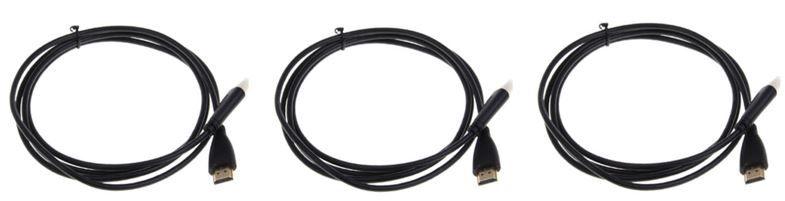HDMI 1.3 Kabel im 3er Set je 1,8m für nur 1€